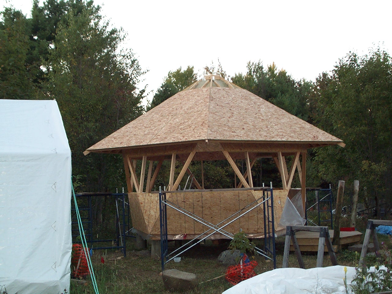 the eco cabin site picture gallery image of